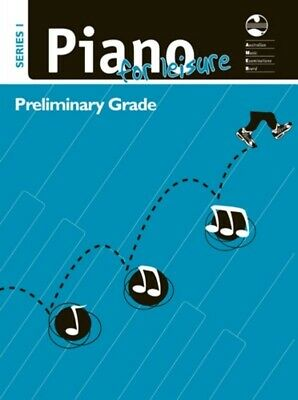 AMEB Piano for Leisure Series 1 Preliminary Grade Book *NEW* Sheet Music, Song