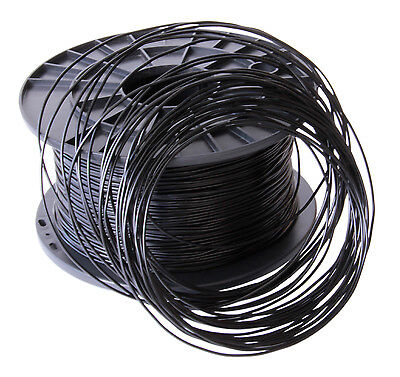 FILAMENT - FIL imprimante 3D HIPS 1.75mm NOIR 1Kg  HIPS175NOR