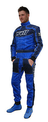 Wulfsport Proban Race Suit (kart, stock car, rally)
