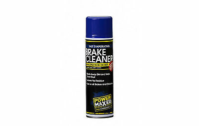 Power Maxed Brake Cleaner Spray 500ml