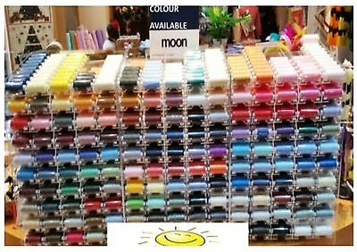 Moon Threads By Coats Entire Range 150 Shades 1000Yd Spools Free Postage