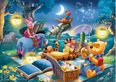 Ravensburger Disney Winnie The Pooh 1000pc Jigsaw Puzzle RB15875-1