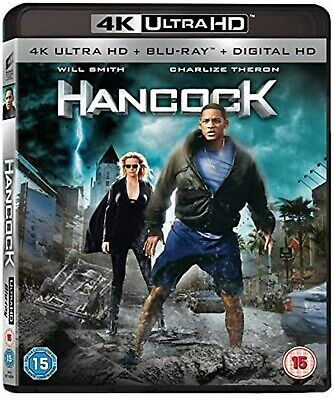 Hancock (4K Ultra HD + Blu-ray + Digital HD) [UHD]