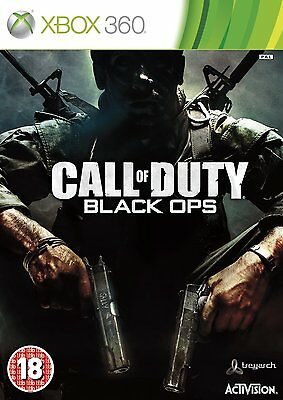 Call of Duty Black Ops | Xbox 360 Video Game NEW