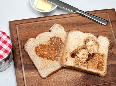 I will put your face on toast