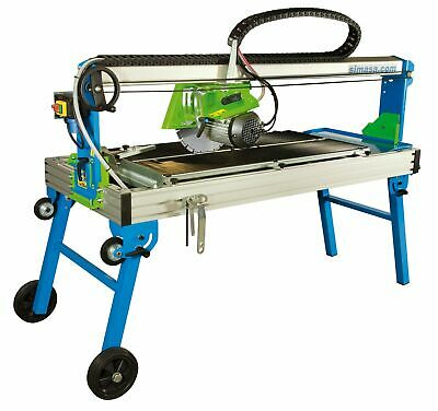 Venus 2000mm / 350mm 14″ Bridge Masonry Saw / Slab saw – 240V