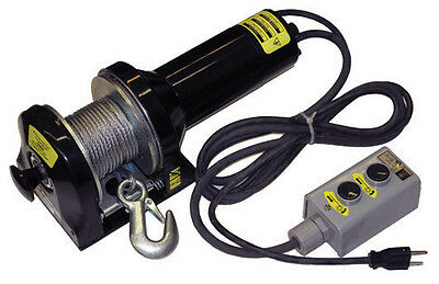 Superwinch 1000lb 120V AC Winch (1406) [Reduced Asking Price 11/21/17]