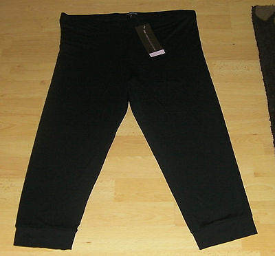Bnwt Marks & Spencer Limited Collection Black Leggings Size 6