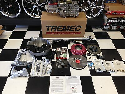 1967-69, 1970-74, 1975-81 Camaro Tremec TKO 500/600 5 speed Auto to Manual Swap