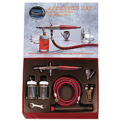Airbrush Paasche VL Double Action Set