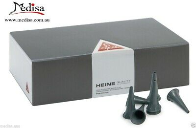 Heine Disposable Otoscope Tips 2.5/4mm Adult/Infants
