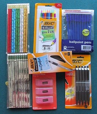Pen and Pencil Lot for School or Business