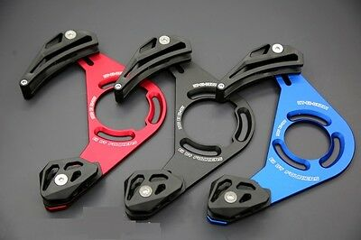 bicycle Chain Guide DH Down Hill Bash Guards 32-38T ISCG03 05 Fouriers MTB