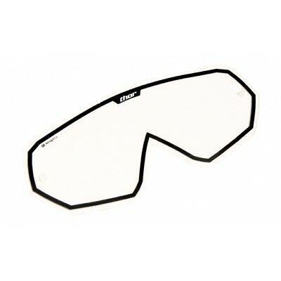 Thor Kids Mx Gear Enemy Clear Motocross Dirt Bike Replacement Youth Goggle Lens