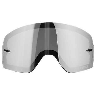 Dragon NEW Mx NFX2 Motocross Goggles Grey Ionized Replacement Injected Dual Lens