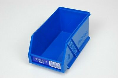 Fischer Plastics Stor-Pak 10 Australian Made available in many colours 1H-061