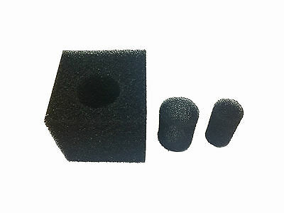 "Generic New 8"" Inch Coarse Pond Filter Foam Cube Block Pump Pre Filter Sponge"