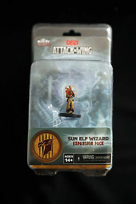 D&D Attack Wing Sun Elf Wizard