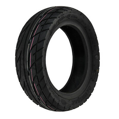 90/70 x 8 Black Puncture Proof Scooter Tyre