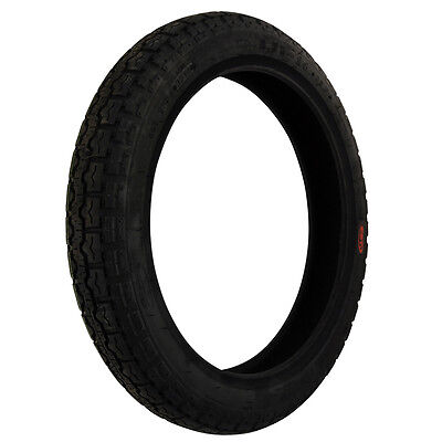 275 x 14 Black Scooter Tyre