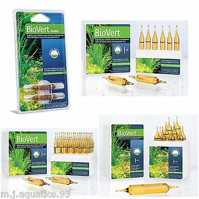 Prodibio-Biovert  Planted Freshwater Tank Feeding Kit  (Authorised  Uk Seller) • EUR 5,73