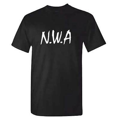 NWA TShirt  - Dr Dre - Straight Outta Compton - Gangster Hipster Swagger T Shirt