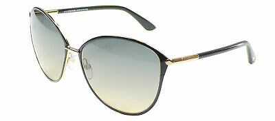 85a0024158920 Authentic Tom Ford Penelope FT0320 TF 320 28B Black Cat Eye Sunglasses