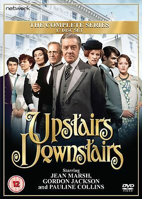 Upstairs Downstairs: The Complete Series (Box Set) [DVD]