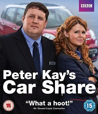 Peter Kay's Car Share: Complete Series 1 [Blu-ray]