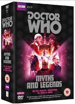 Doctor Who: Myths and Legends (Box Set) [DVD]