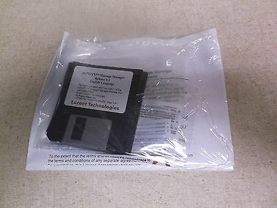 Lucent Technologies Intuity Message Manager kit Software License Agreement 4-Dis