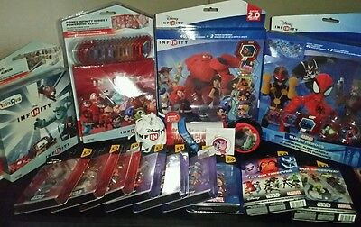 Disney Infinity D23 Power Discs Set & Cruise Band