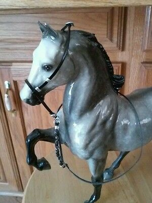 Breyer horse custom braided  bridles