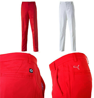 Puma Golf Tech Performance Pant Trousers W28 - W38 L32 L34 RRP£60 50% OFF