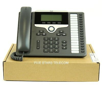 Cisco 7861 IP VolP Phone Telephone (CP-7861-K9) - NEW
