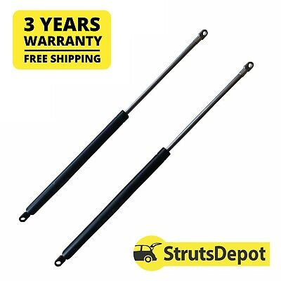 2 x New Universal Bonnet Boot Ottoman Bed Gate Gas Struts Springs Lifter 365mm