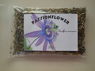 Passionflower, Tea, Herbal smoke