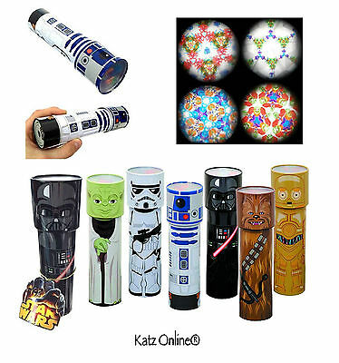 STAR WARS Character KALEIDOSCOPE Figure Collection Toys Kids Birthday Gift Toy