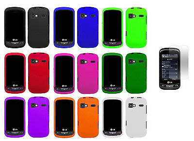 Faceplate Hard Cover Phone Case for LG Xpression 2 C410 Phone