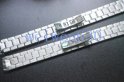 For Vacheron Constantin 18mm Solid Steel bracelet watch band Lady Strap+clasp