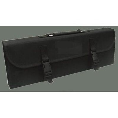 Winco 10 Compartment Knife Bag, Black New