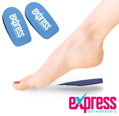 15mm Adjustable Heel Elevator, Heel Raise, Heel Wedge, Heel Pads, Heel Inserts