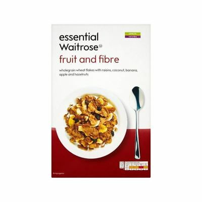 Fruit & Fibre essential Waitrose 750g
