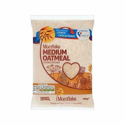 Mornflake Medium Pinhead Oatmeal 500g