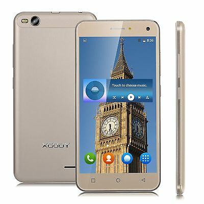 "5"" Factory Unlocked 3G Smartphone 1+8GB Quad Core SIM FREE Android Mobile Phone"