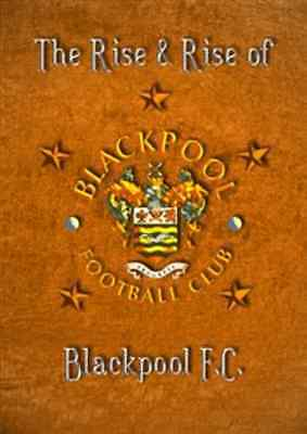 Blackpool FC: The Rise and Fall of Blackpool FC  DVD NEW