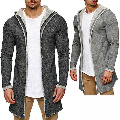 carisma warme strickjacke mit kapuze grobstrick pullover jacke winterjacke neu eur 39 59. Black Bedroom Furniture Sets. Home Design Ideas