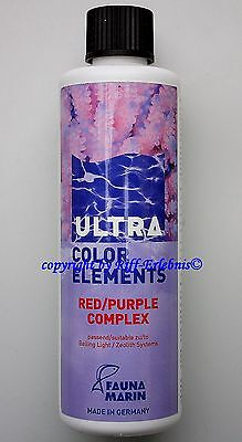 Ultra Color Elements Red / Purple Fauna Marin 500ml Spurenelemente 39,90€/L