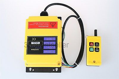 F21-2S Single Emitter Industry Wireless Remote Control DC 24V for Elevator