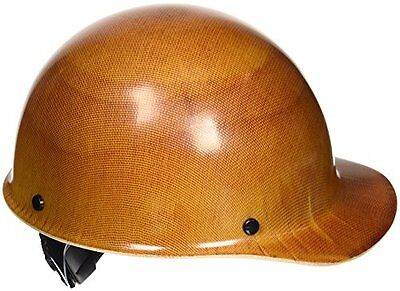 MSA Safety 475395 Skullgard Cap Hard Hat With Fast Track Suspension Natural New